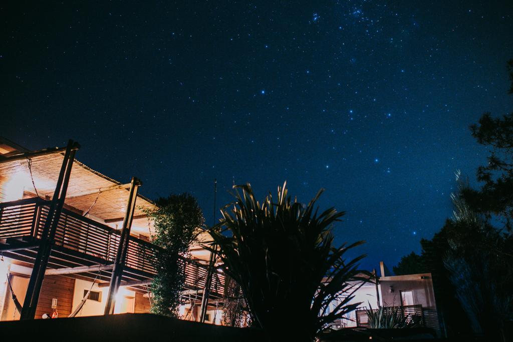 Noche en la Posada